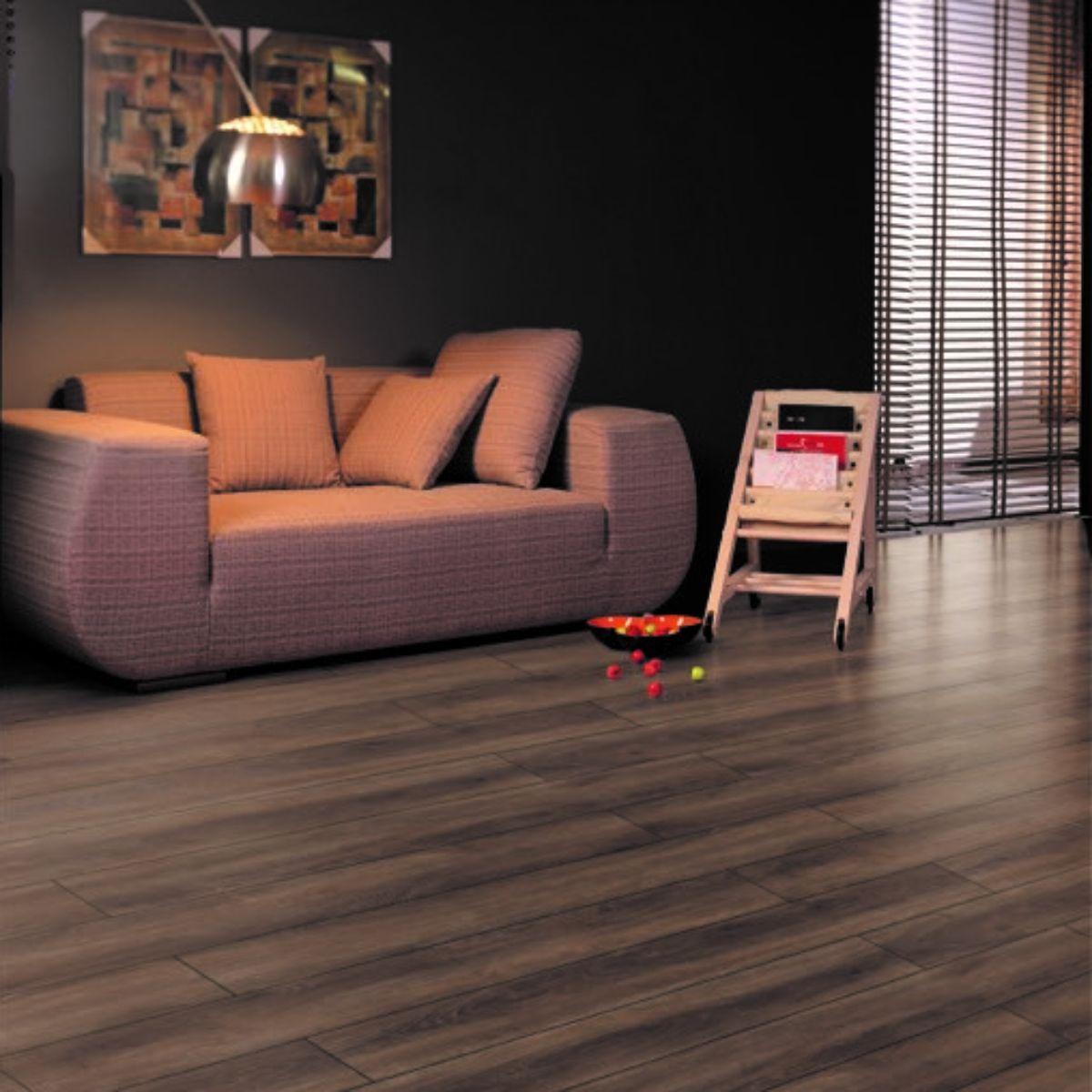 Copper Brown Best Laminate Flooring