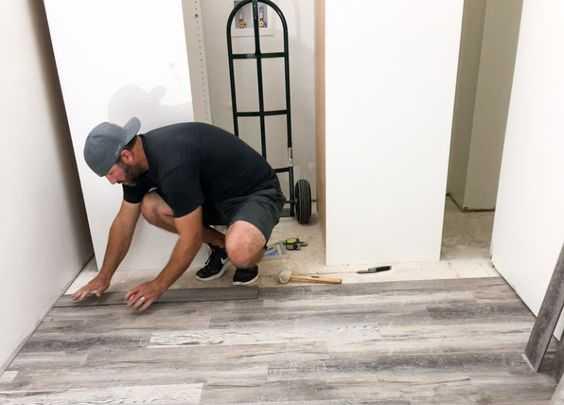 PVC flooring Planks